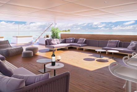 eden mega yacht lounge deck min -  Valef Yachts Chartering - 4918