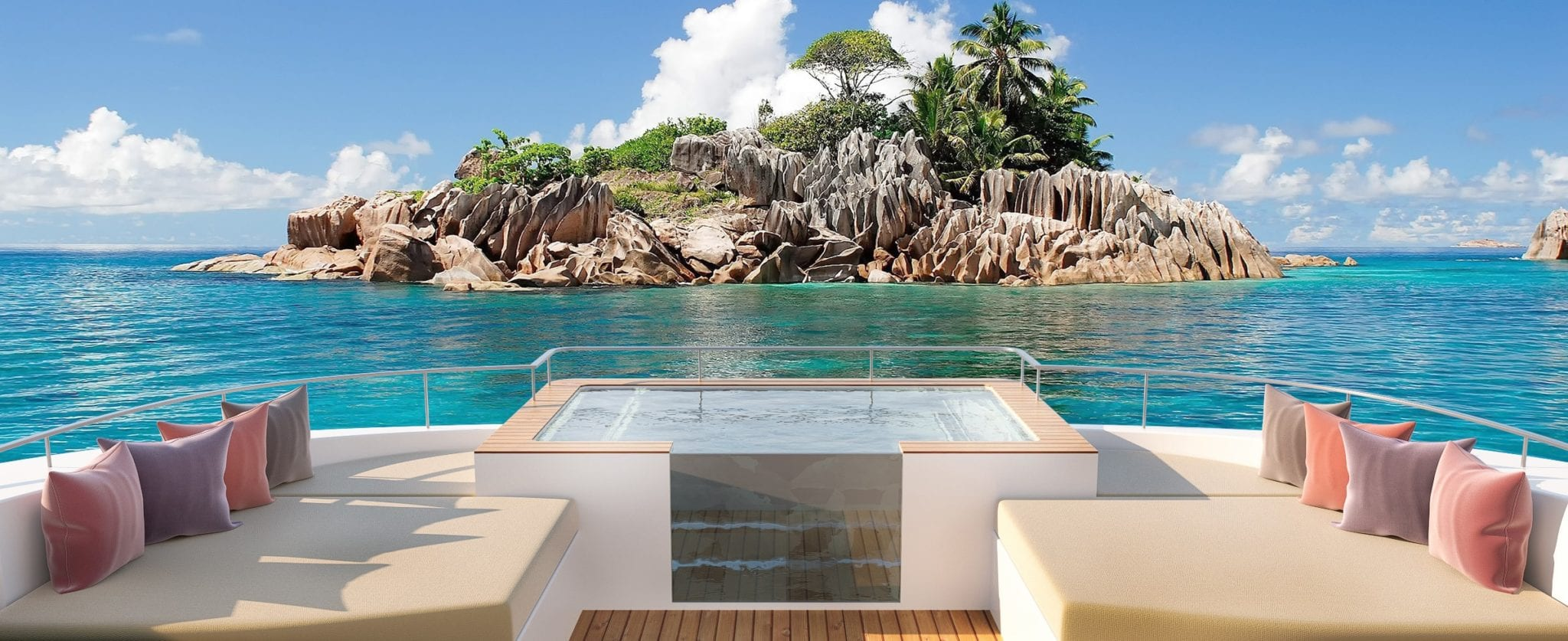 eden mega yacht master suite private jacuzzi min -  Valef Yachts Chartering - 4912
