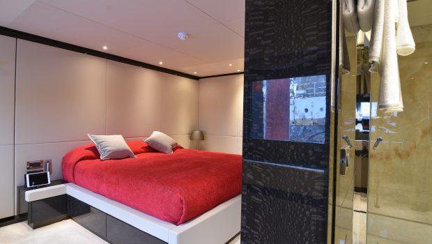 eden mega yacht vip stateroom (2) min -  Valef Yachts Chartering - 4901