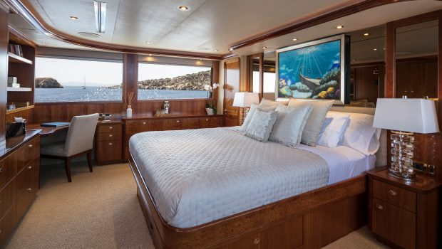 endless summer megayacht staterooms (2) -  Valef Yachts Chartering - 4940