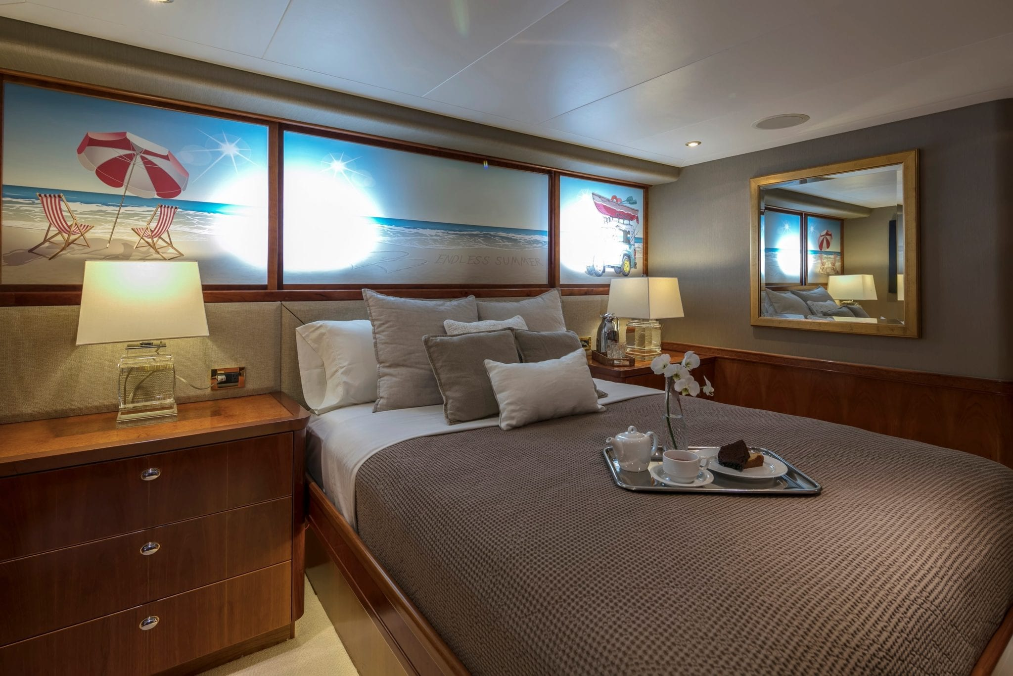 endless summer megayacht staterooms (3) -  Valef Yachts Chartering - 4939