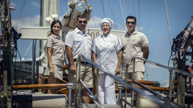 entre cielos gullet crew min -  Valef Yachts Chartering - 3851