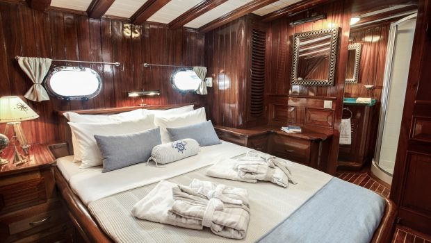 entre cielos gullet double cabin aristoteles min -  Valef Yachts Chartering - 3844