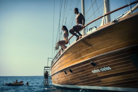 entre cielos gullet lifestyle (5) min -  Valef Yachts Chartering - 3830