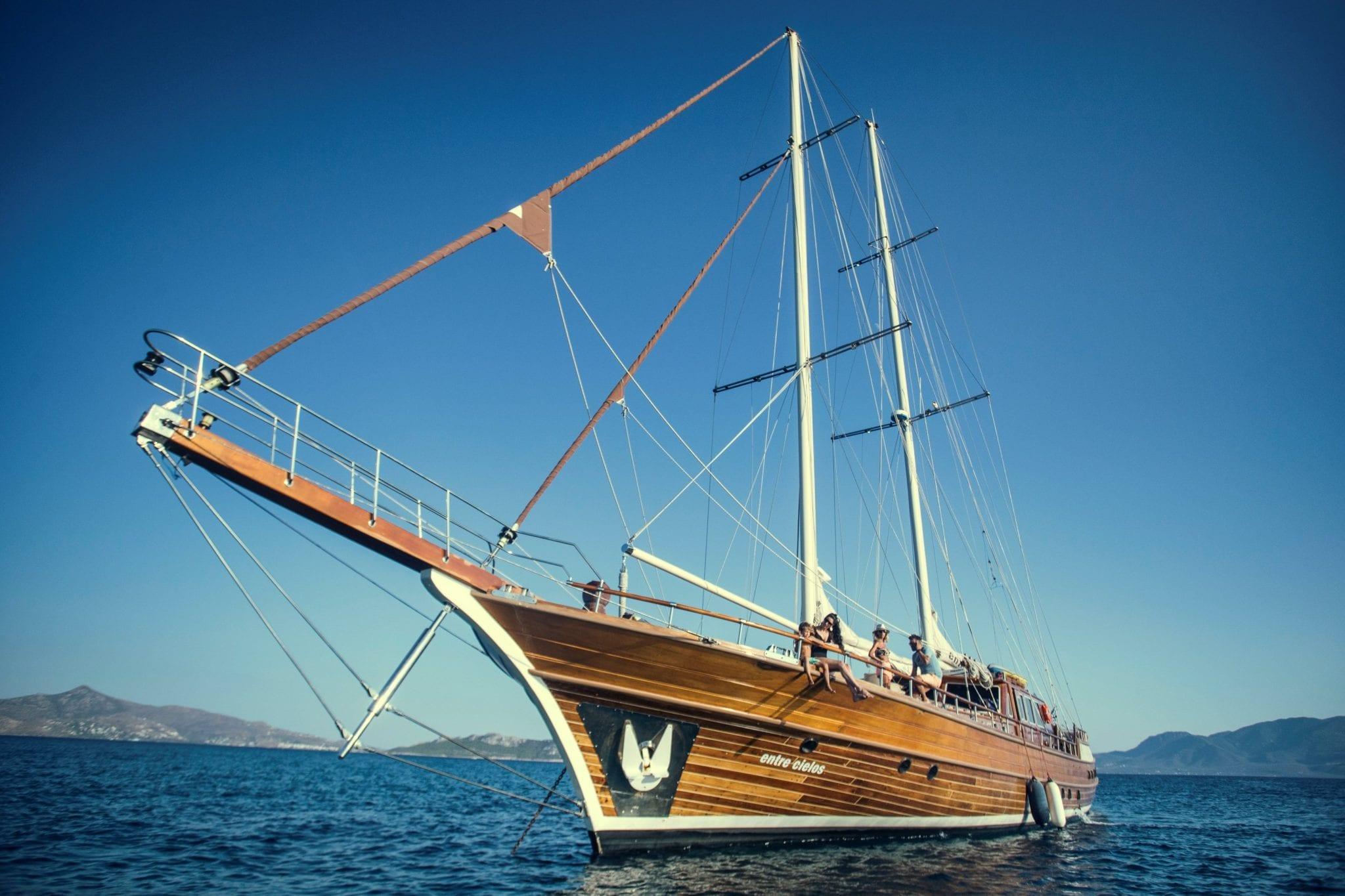 entre cielos gullet profile min -  Valef Yachts Chartering - 3826