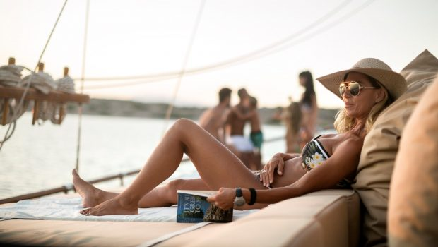 entre cielos gullet relax -  Valef Yachts Chartering - 3825