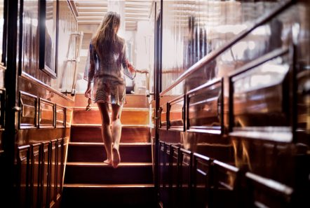 entre cielos gullet stairs min -  Valef Yachts Chartering - 3836