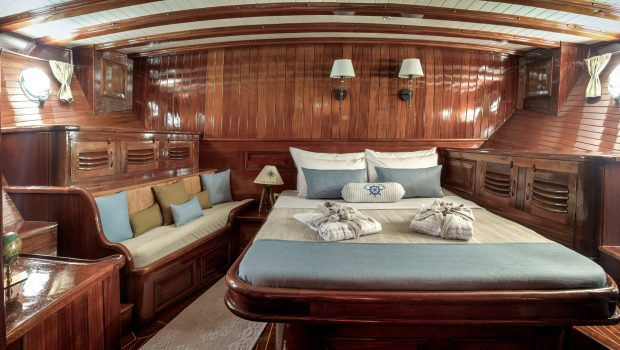 entre cielos gullet vip cabin sokrates (3) min -  Valef Yachts Chartering - 3831