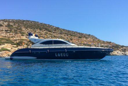 eudomonia ii open yacht profile min -  Valef Yachts Chartering - 4417