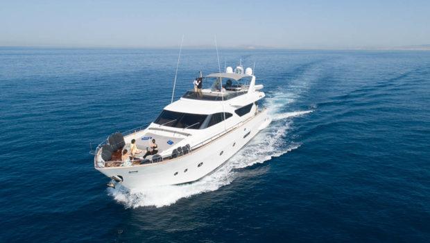 freedom motor yacht cruising2 -  Valef Yachts Chartering - 0582