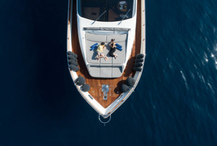 freedom motor yacht fore -  Valef Yachts Chartering - 0583
