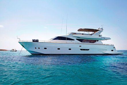 freedom motor yacht profile_valef -  Valef Yachts Chartering - 5164