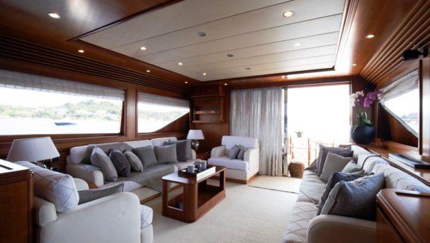 freedom motor yacht salon (1) -  Valef Yachts Chartering - 0590