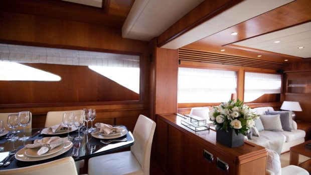 freedom motor yacht salon (2) -  Valef Yachts Chartering - 0592