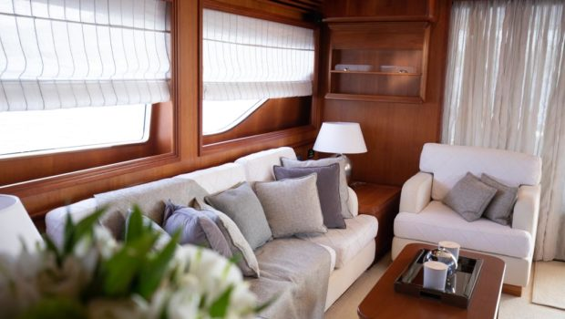 freedom motor yacht salon (3) -  Valef Yachts Chartering - 0591