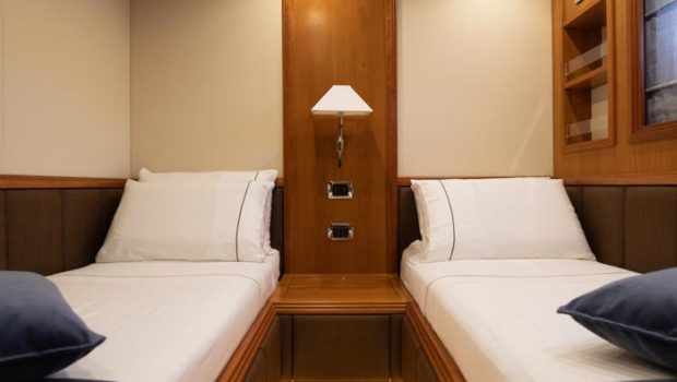 freedom motor yacht twin cabins (3) -  Valef Yachts Chartering - 0575