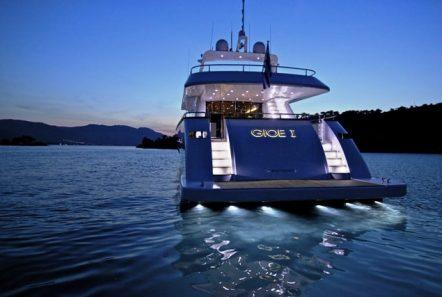 gioe i motor yacht aft min -  Valef Yachts Chartering - 4094