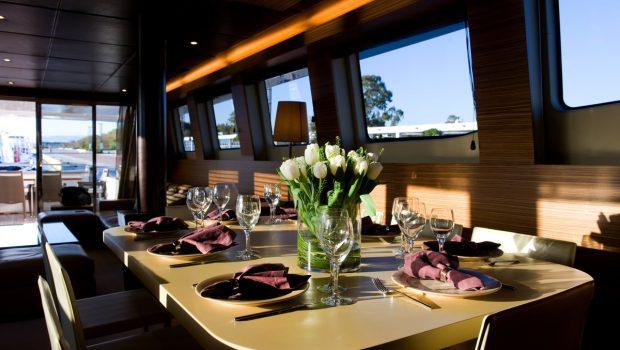 gioe i motor yacht dining1 min -  Valef Yachts Chartering - 4106