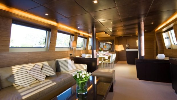 gioe i motor yacht salon1 min -  Valef Yachts Chartering - 4101