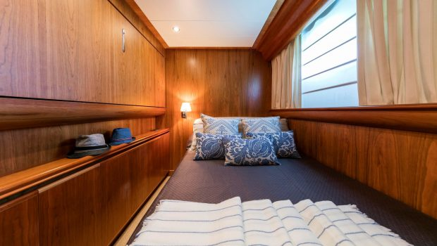 gorgeous motor yacht double min -  Valef Yachts Chartering - 3946