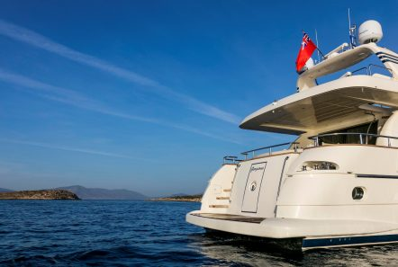 gorgeous motor yacht exteriors (1) min -  Valef Yachts Chartering - 3945