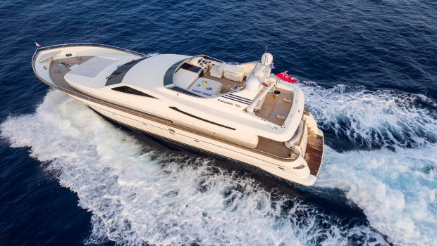 gorgeous motor yacht exteriors (3) min -  Valef Yachts Chartering - 3943