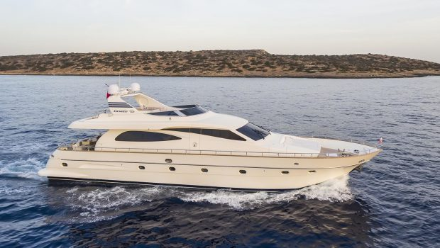 gorgeous motor yacht exteriors (4) min -  Valef Yachts Chartering - 3942