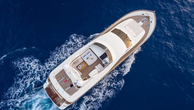 gorgeous motor yacht exteriors (5) min -  Valef Yachts Chartering - 3941