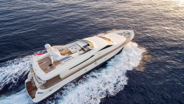 gorgeous motor yacht exteriors (7) min -  Valef Yachts Chartering - 3939