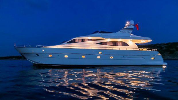 gorgeous motor yacht profiles (1) min -  Valef Yachts Chartering - 3933