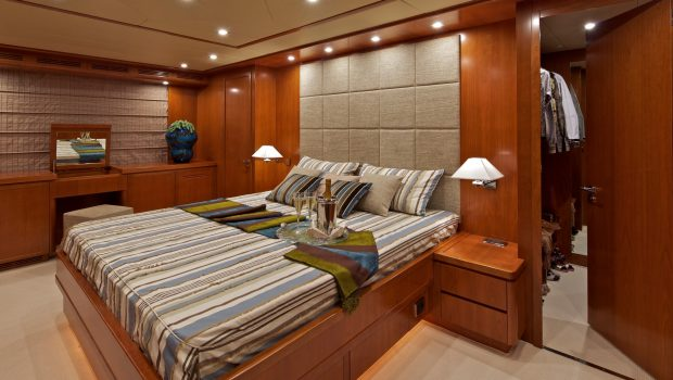 helios motor yacht master cabin min -  Valef Yachts Chartering - 4563