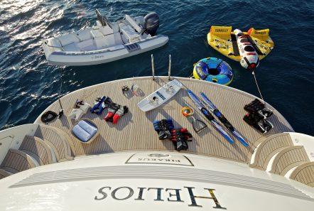 helios motor yacht sea toys min -  Valef Yachts Chartering - 4559