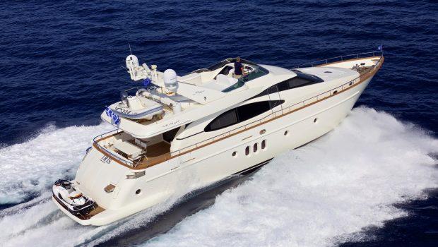 iris azimut motor yacht exterior (3) -  Valef Yachts Chartering - 4503