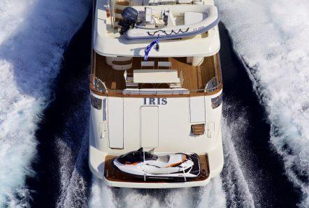 iris azimut motor yacht exterior (4) -  Valef Yachts Chartering - 4502