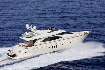 iris azimut motor yacht exterior (5) -  Valef Yachts Chartering - 4501