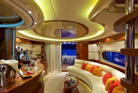 iris azimut motor yacht salon (2) -  Valef Yachts Chartering - 4496