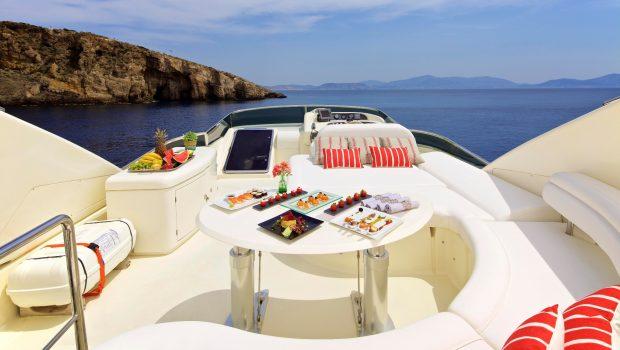iris azimut motor yacht sundeck (2) -  Valef Yachts Chartering - 4492