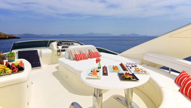 iris azimut motor yacht sundeck (5) -  Valef Yachts Chartering - 4490