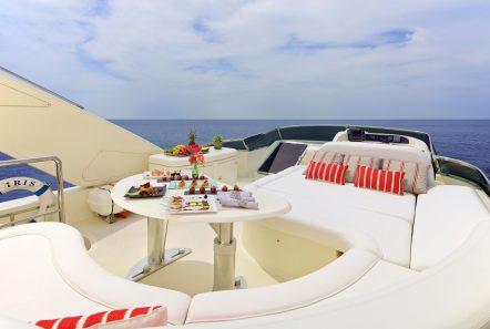 iris azimut motor yacht sundeck (6) -  Valef Yachts Chartering - 4489
