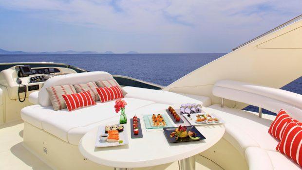 iris azimut motor yacht sundeck (7) -  Valef Yachts Chartering - 4488