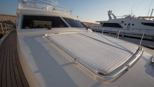isadora ferretti motor yacht fore min -  Valef Yachts Chartering - 5270
