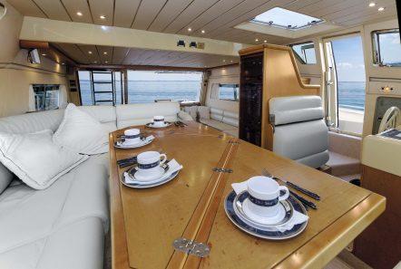 isadora ferretti motor yacht salon (1) min -  Valef Yachts Chartering - 5268