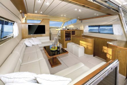 isadora ferretti motor yacht salon (2) min -  Valef Yachts Chartering - 5267