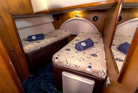joanna k greek motor sailer Twins (2) min -  Valef Yachts Chartering - 4379