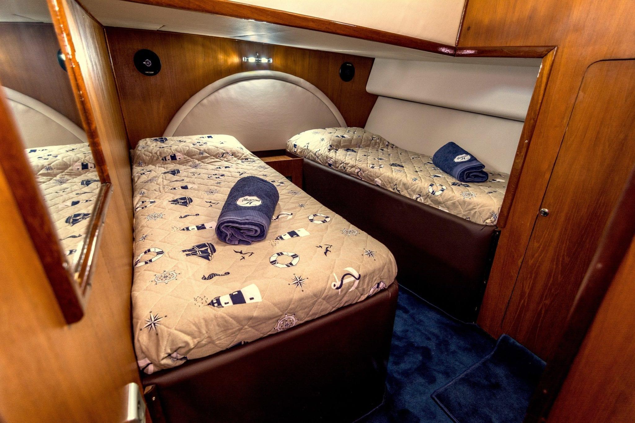 joanna k greek motor sailer Twins (3) min -  Valef Yachts Chartering - 4378
