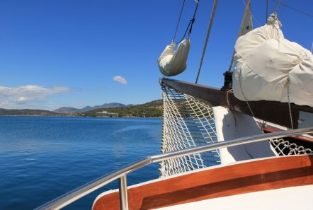 joanna k greek motor sailer fore (4) min -  Valef Yachts Chartering - 4390