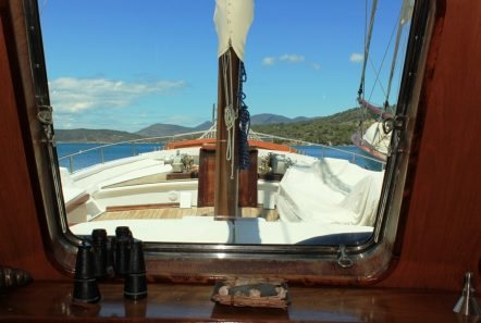 joanna k greek motor sailer fore (5) min -  Valef Yachts Chartering - 4389