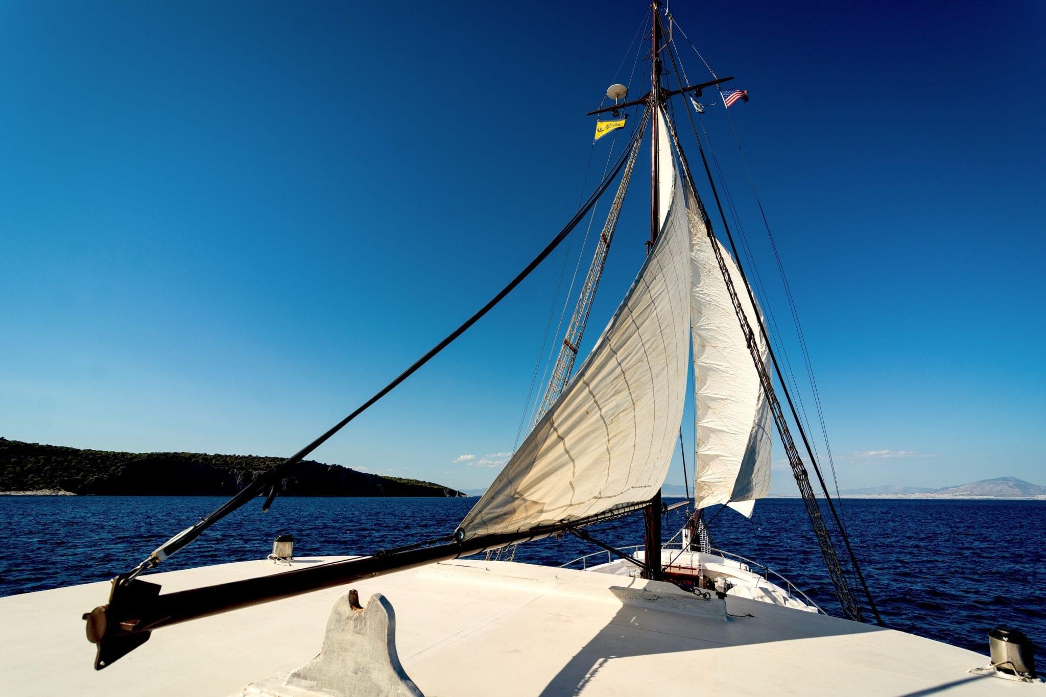 joanna k greek motor sailer sail min -  Valef Yachts Chartering - 4402