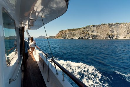 joanna k greek motor sailer side1 min -  Valef Yachts Chartering - 4373