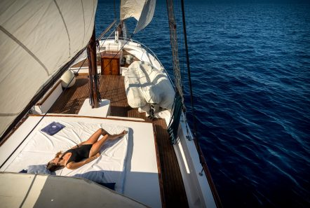 joanna k greek motor sailer sunning (1) min -  Valef Yachts Chartering - 4381